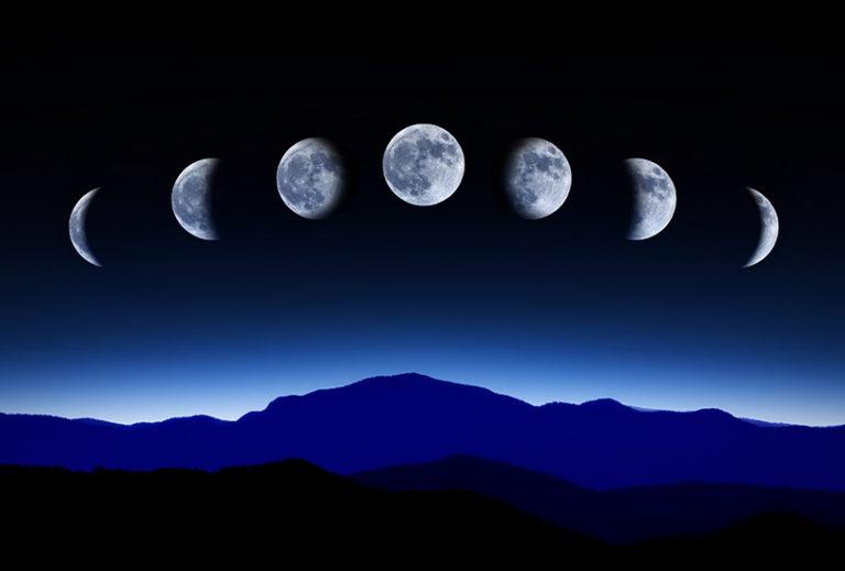 månefase