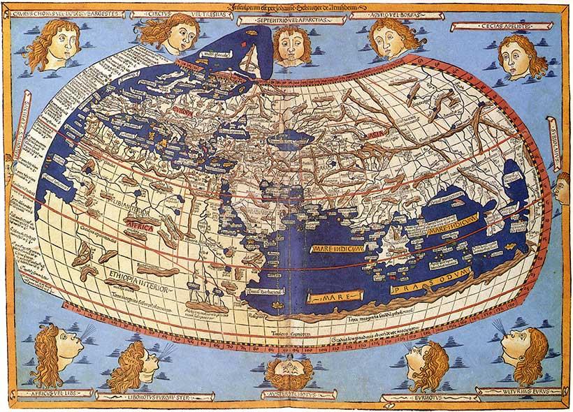 middelalder-kart