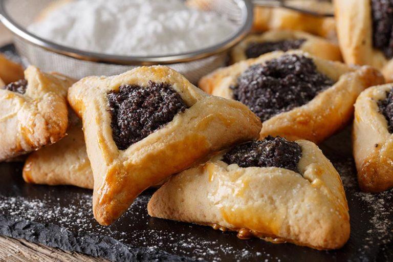 Hamantaschen-bake-Purim