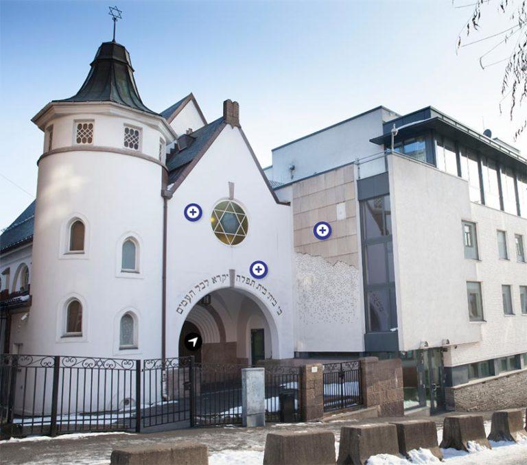 Synagogen-Oslo