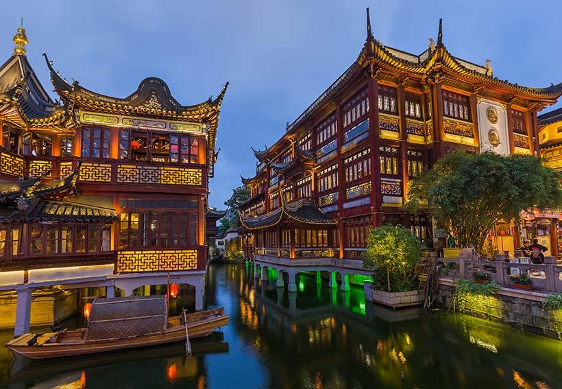 Kveld-Shanghai-Junke