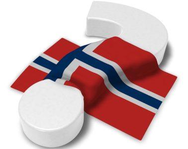 norsk-flagg-sporsmal