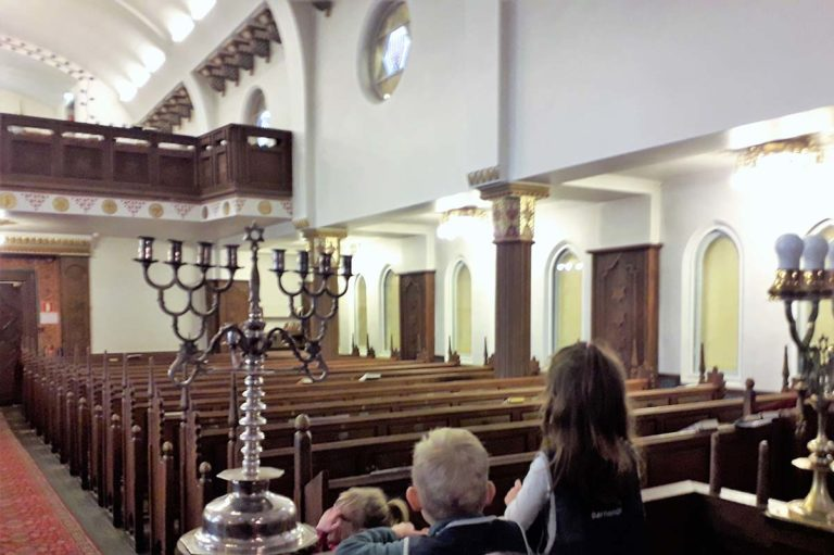 Barn-synagoge